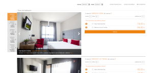 Marketing Online para hoteles - Motor de reservas de GIMH