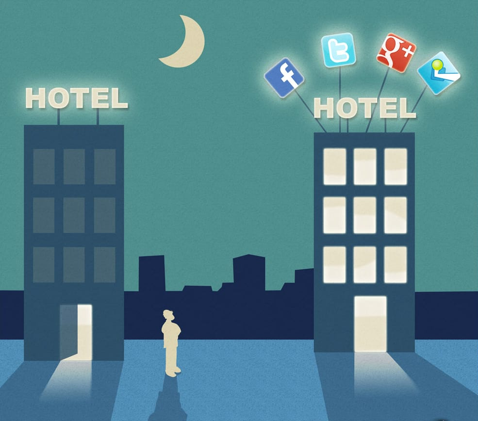 Community Manager para hoteles - GIMH