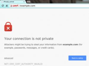 Certificado SSL para hoteles