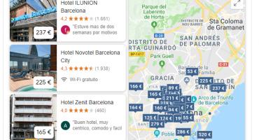 Novedades Google Hotel Ads